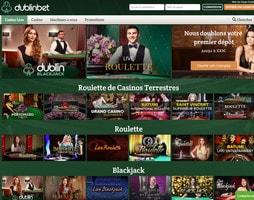 Critique et avis de Dublinbet Casino Mobile par Casino En Ligne