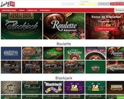 Critique et avis de Lucky31 Mobile par Casino En Ligne
