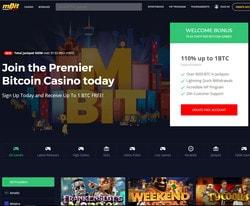 Critique et avis de Mbit Casino par Casino En Ligne