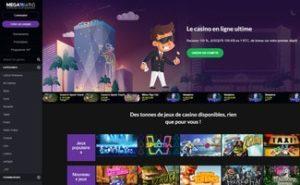 Critique et avis de Megawins par Casino En Ligne