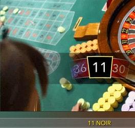 Jouer a la roulette en ligne en direct de vrais casinos ou studios