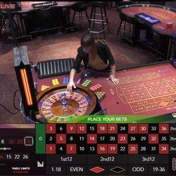 Tournoi Live Roulette Authentic Gaming sur Dublinbet
