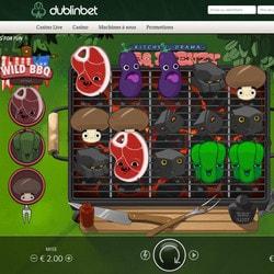Machine à sous Kitchen Drama BBQ Frenzy disponible sur Dublinbet