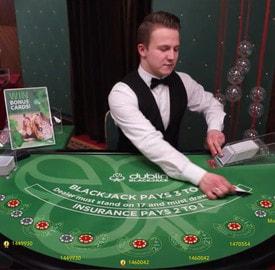 Cartes Chance Dublin Blackjack pour gagner du Cash !
