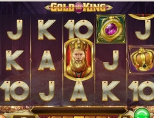 Machine à sous Gold King de Play'n Go sur Dublinbet