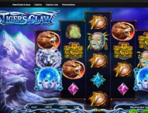 Machine à sous Tiger's Claw de Betsoft débarque sur Casino Extra