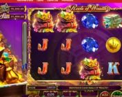 Machine à sous Reels Of Wealth disponible sur Lucky31 Casino
