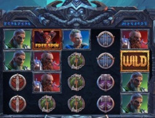 Les vikings sont de retour sur Casino Extra avec Vikings Go To Hell