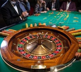 Casino Saint Vincent ou le casino de la Vallee Aoste en Italie