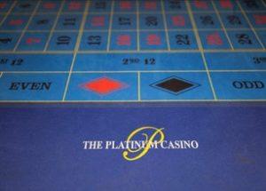 Platinum Casino du Radisson Hotel de Bucarest