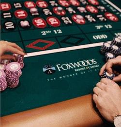 Revue du Foxwoods Resort Casino aux USA et sa roulette en live