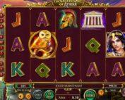 Machine à sous Golden Owl of Athena disponible sur Lucky31 Casino