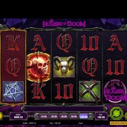 Machine à sous House of Doom sur Dublinbet