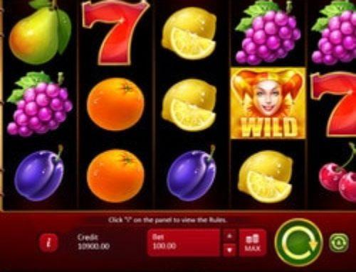 Machine à sous Joker Expand de Playson sur Dublinbet Casino