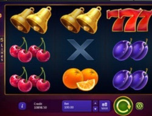 Casino Extra intègre la machine à sous Super Burning Wins
