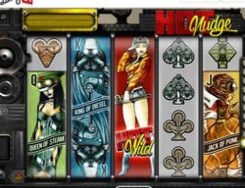 Lucky31 Casino intègre la machine à sous Hot Nudge