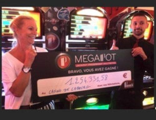 Le Partouche Megapot fait un nouveau millionnaire au casino de Cabourg
