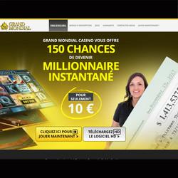 Un joueur gagne le jackpot progressif Mega Moolah sur Grand Mondial Casino