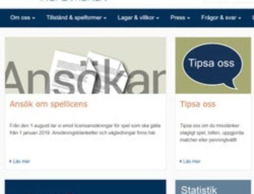 Conseils du régulateur aux opérateurs de casinos online en Suède
