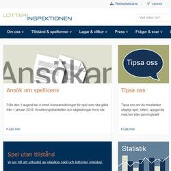 Le régulateur de casinos en ligne en Suède Lotteriinspektionen donne des conseils aux opérateurs online