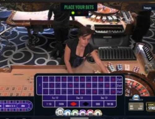 Jeux en live LuckyStreak sur Casino Extra