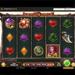 Machine à sous Dragon Maiden sans téléchargement sur Casino Extra