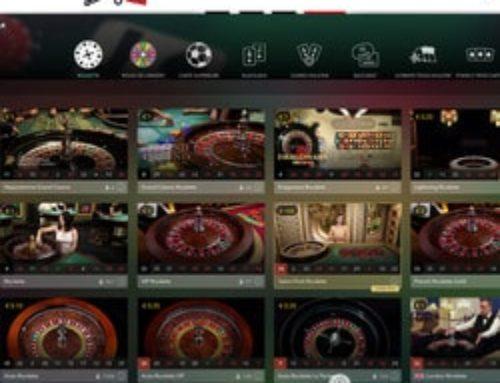 Avis sur Lucky 31 Casino et ses jeux de roulette, baccarat et blackjack live