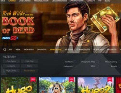 Le casino bitcoin FortuneJack propose les jeux de Play'n Go