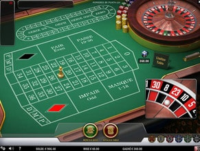Roulette en ligne gratuite sans inscription en RNG
