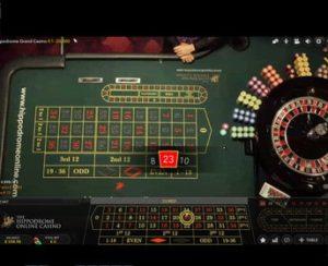 Roulette de l'Hippodrome Casino de Londres