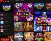 Des machines à sous en ligne de Casino777 de 42 logiciels de slots