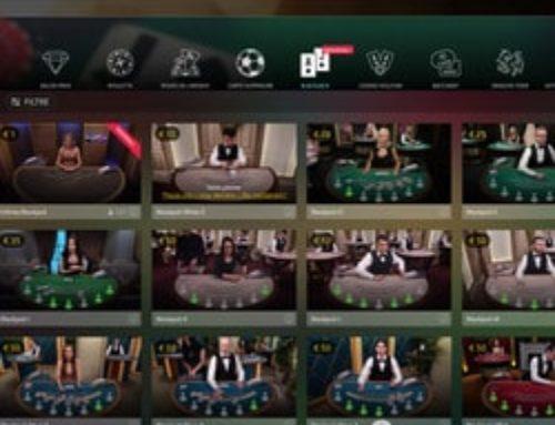 Unique Casino intègre les jeux Evolution Gaming
