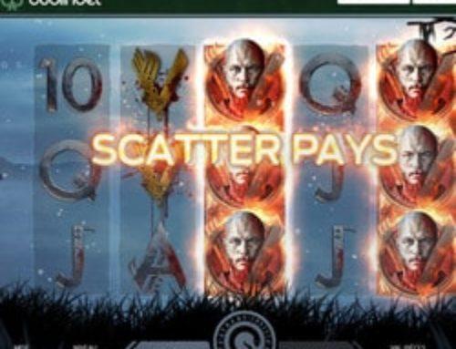 Le Slot en ligne Vikings débarque sur Casino Extra, Dublinbet et Lucky31