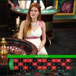 Roulettes en ligne sur Cresus Casino