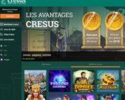 Cresus casino parmi les meilleurs casinos en ligne francais