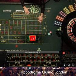 Tables de roulette en ligne en direct de casinos réels