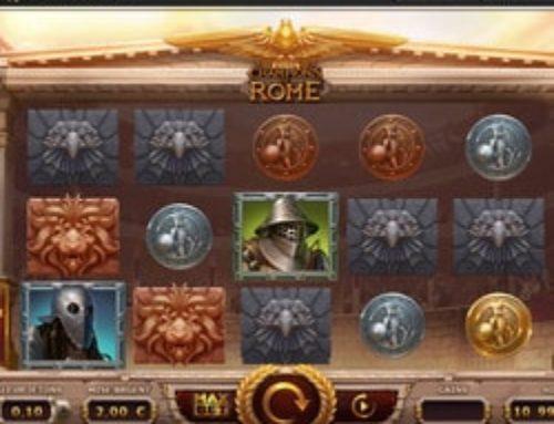 Jouez à la machine à sous Champions of Rome sur Casino Extra