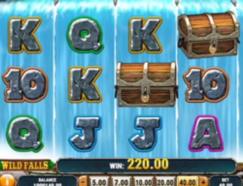Jouez sur la machine à sous Wild Falls sur Lucky31