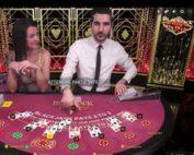 Blackjack Party, table de black jack #1 Evolution Gaming