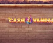 Machine a sous Cash Vandal sur Lucky31