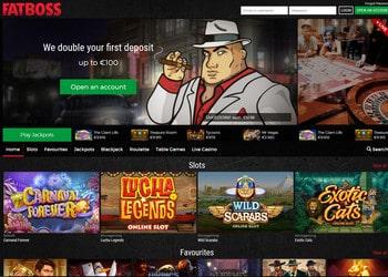 Casino en ligne FatBoss en français