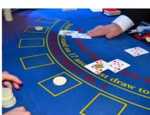 """Etre croupier de casino : un """"nouveau"""" métier en vogue ?"""