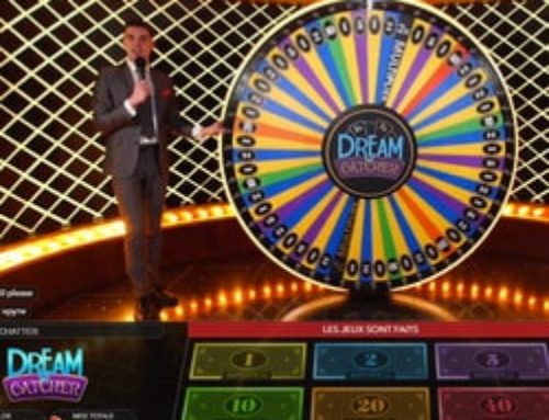 La Fortune Wheel Dream Catcher disponible sur Stakes Casino