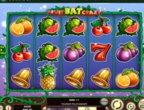 La machine à sous gratuite FruitBat Crazy est sur Dublinbet