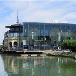 Label Securi-Site pour le casino d'Enghien-les-Bains