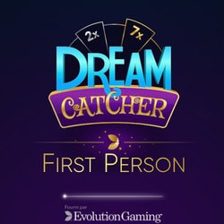 Jeu en RNG First Person Dream Catcher