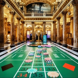 Roulette de l'Atrium du Casino de Monte-Carlo