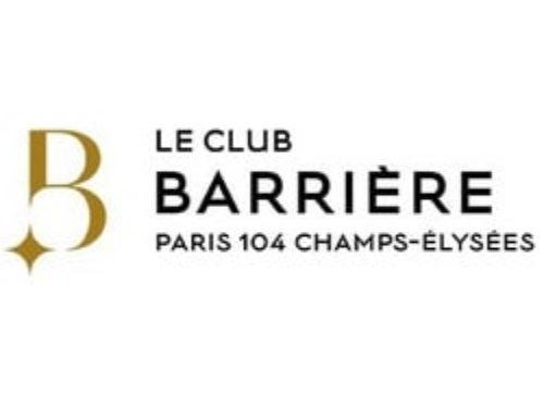Club de jeu Barrière à Paris : le groupe prend ses quartiers à l'ACF