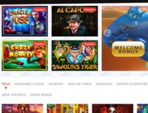 KingBit, le casino qui aime les crypto-devises