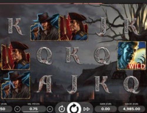 Tout savoir sur la machine à sous The Wolf's Bane dispo sur Casino Extra